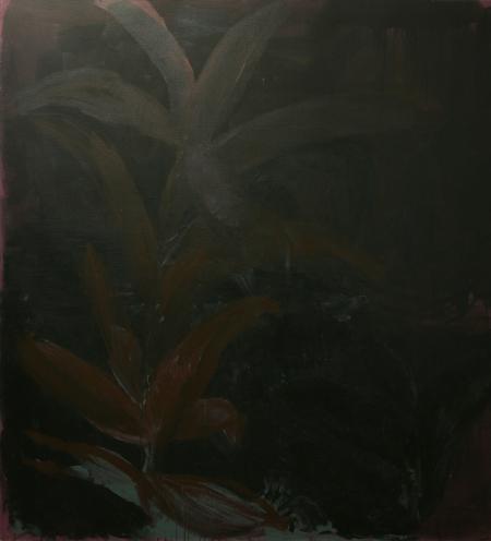 Z cyklu Zahrada - Autoportrét, 1998,  x  cm,